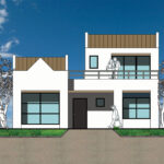 Student Project – 1,300 sq.ft. House